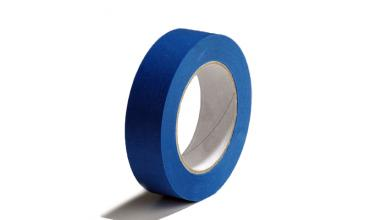 UV Blue masking tape
